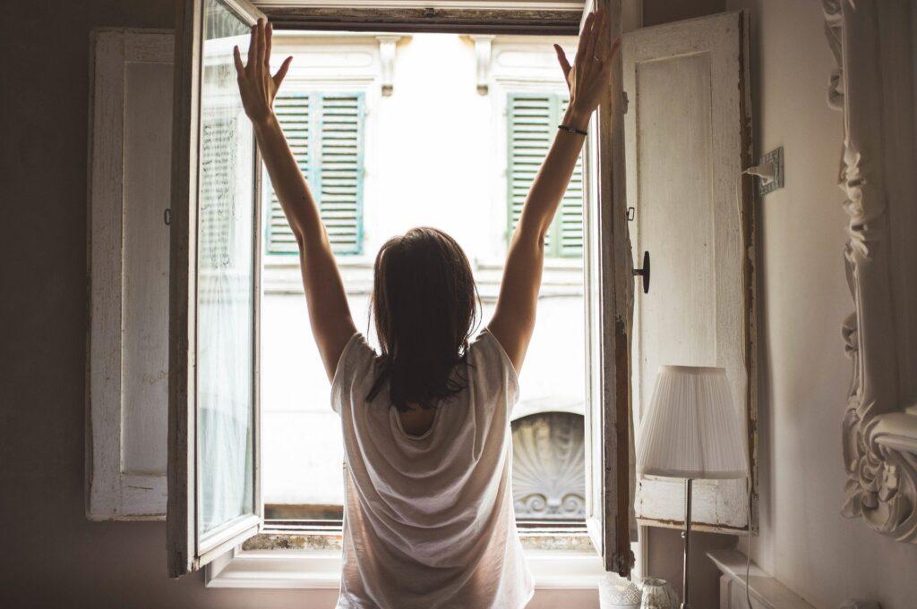 5 правил бодрого утра — хорошего дня