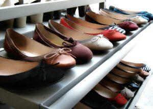 Растянуть туфли, несколько способов