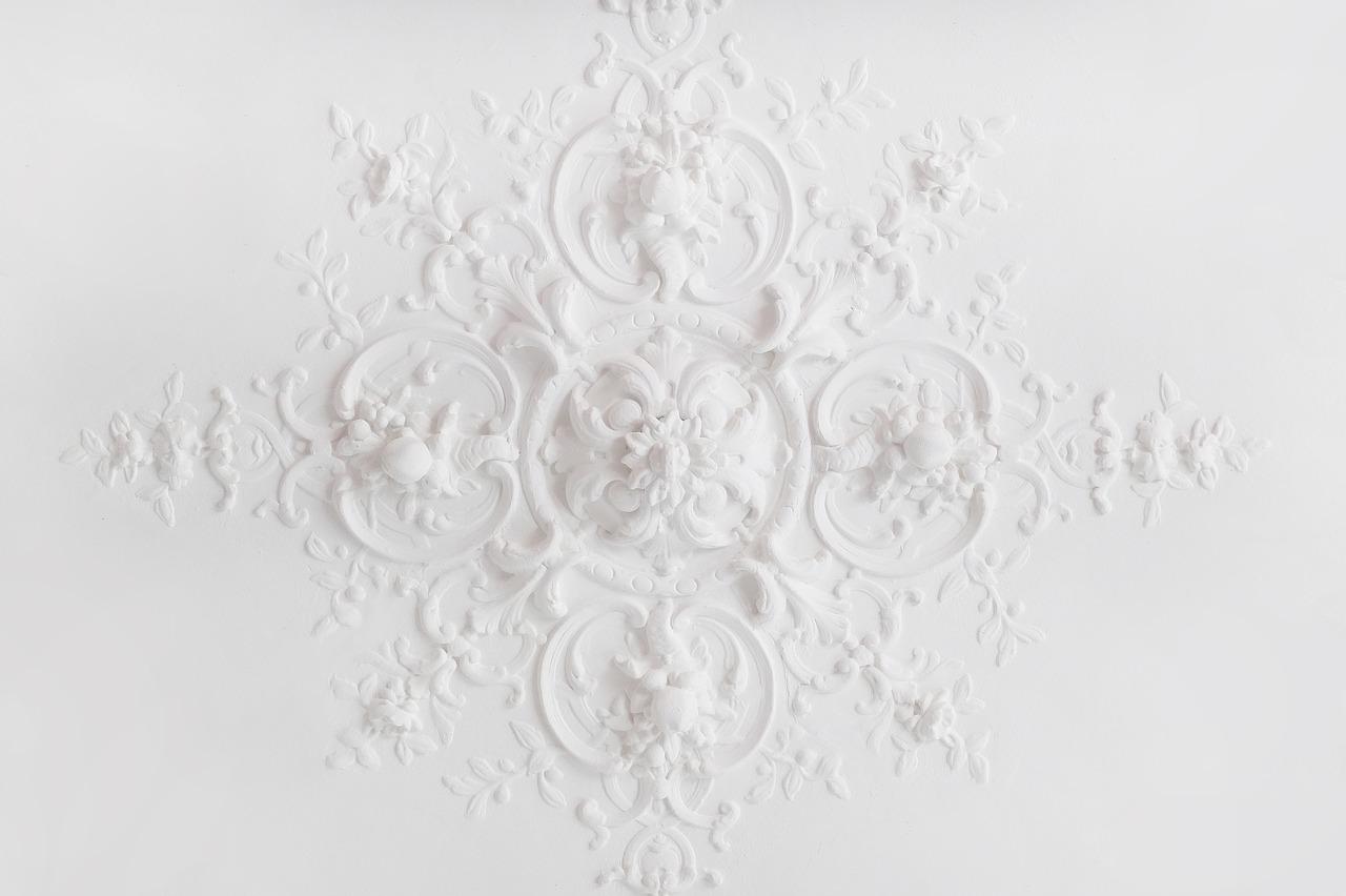 Способы отделки потолка