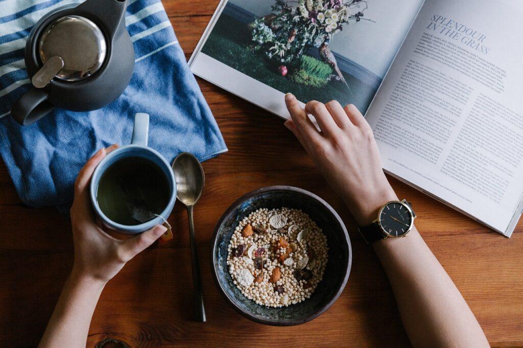 Завтракаем полезно и правильно, что для этого нужно?